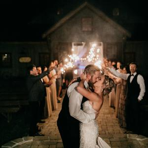 Melanie and Justin create a magical ceremony.