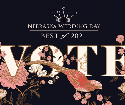 Vote Now for Nebraska Wedding Day's Best of 2021!